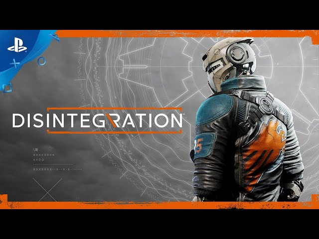 Disintegration - Story Trailer | PS4