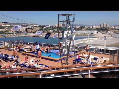 MSC MERAVIGLIA - COMPLETE SHIP TOUR (All spaces & cabins included)