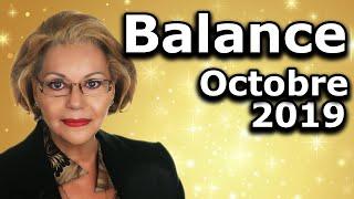 Horoscope Balance Octobre 2019
