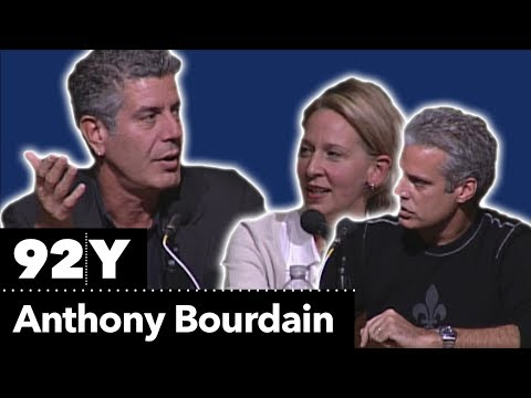 Anthony Bourdain: How I Learned To Cook
