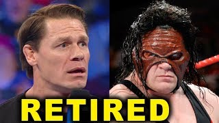 10 WWE Wrestlers Who Secretly Retired in 2019