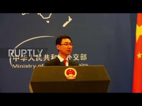 China: Beijing warns of escalation in Korean peninsula before UNSC's N. Korea discussion