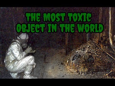 The Most Toxic Object in the World - The Elephant's Foot - GloomyHouse