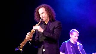 Kenny G Live Moscow 27.06.11 Sentimental