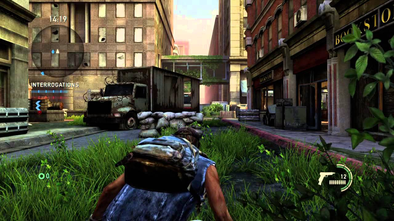 The Last Of Us Remastered Map Swap Glitch YouTube - The last of us remastered maps