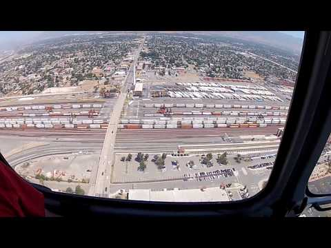 From The Air - BNSF San Bernardino