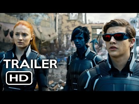 X-Men: Apocalypse Official Trailer #1 (2016) Jennifer Lawrence, Michael Fassbender Movie HD
