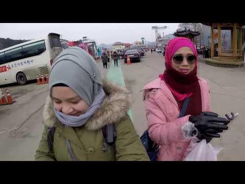 Seoul Winter Trip Feb 2018