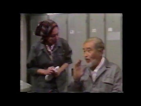 森繁久彌のおやじは熟年 「慰問袋のマドンナ」