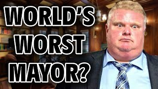 Rob Ford: The Internet's Favorite Politician? - Internet Hall of Fame