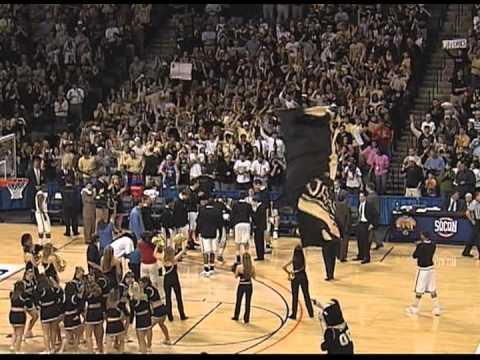 Wofford Basketball Highlights 2009-2010