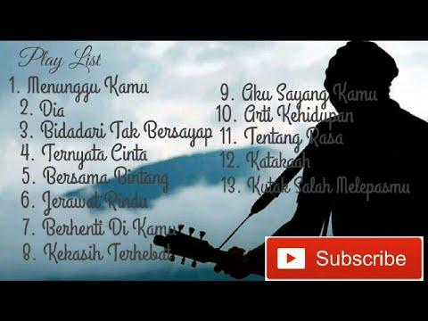 Lagu Terbaik ANJI Full Album - Lagu Indonesia Terbaru  2018