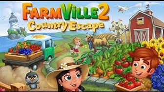 Farmville 2 Country Escape Gameplay Walkthrough [Tutorial Guide]