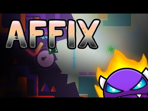 [Geometry dash 2.1] - 'Affix' by Optical (All Coins)