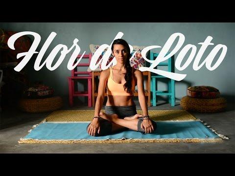 "Tips para  ""FLOR DE LOTO"" PADMASANA | Brenda Yoga"