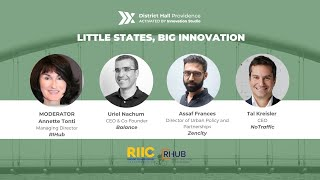 3/9 Little States, Big Innovation | District Hall Providence | RI