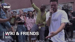 Wiki & Friends Boiler Room New York Live Set