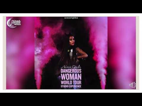 Ariana Grande - Be Alright (Dangerous Woman Tour Studio Version Concept)