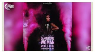 Ariana Grande - Be Alright (Dangerous Woman Tour Studio Version Concept)