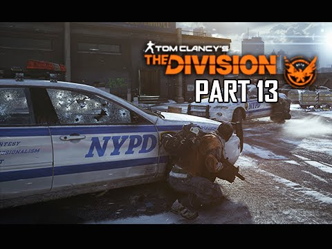 The Division Walkthrough Part 13 - Grand Central Station (Full Game)