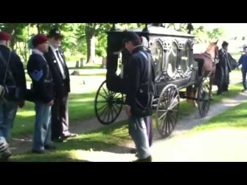 Funeral col. Jeffords
