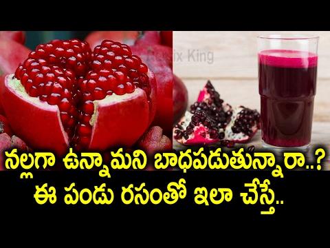 How to Change Skin Color with the Dark Red Fruit | నల్లగా ఉన్నామని బాధపడుతున్నారా.? | Remix King