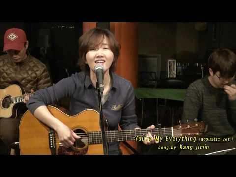 통기타 라이브가수 강지민 - You`re My Everything (Santa Esmeralda) (acoustic ver.)