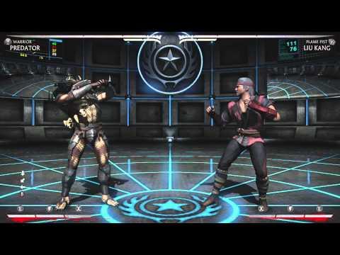 Mortal Kombat X: Predator Character Breakdown