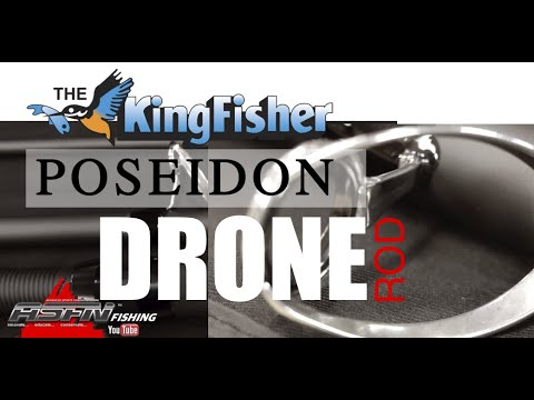 The Kingfisher Poseidon DRONE Rod