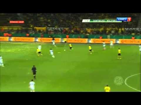 Боруссия Д    Вольфсбург 2-0