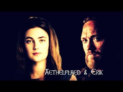 Aethelflaed & Erik (The Last Kingdom) *s2 SPOILERS!*