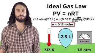 Kinetic Molecular Theory and the Ideal Gas Laws