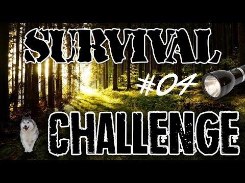 Survival Challenge #04✘ Feuer! Road to-- first Powerkaffee ♥