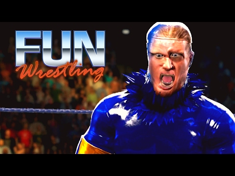 TOP-NOTCH SUPER BROKEN? FUN WRESTLING EPISODE 10 (WWE 2K17 Gameplay)