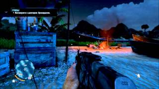 Far Cry 3 Free Roam Gameplay [PC] HD