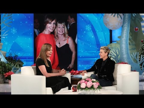 Allison Janney on What Tonya Harding Thinks of 'I, Tonya'