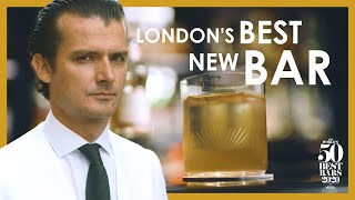 Here is the Best New Bar in London (and the World): Kwānt