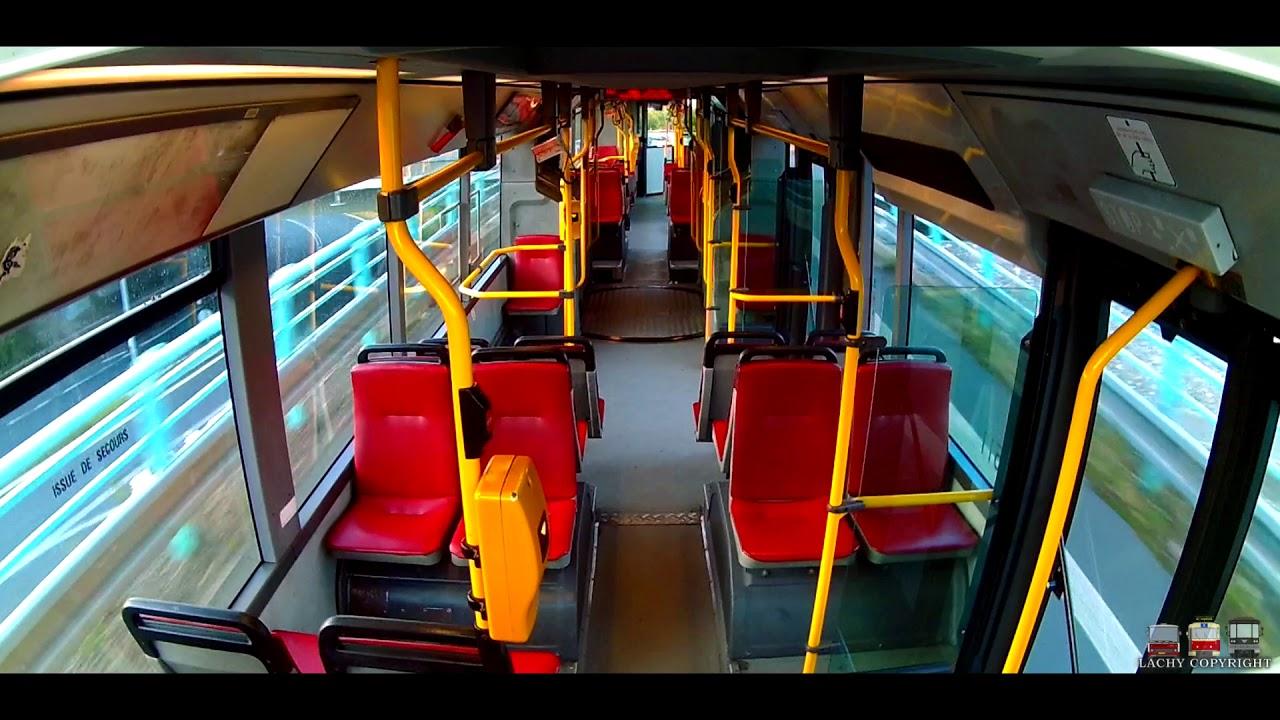 Irisbus Citybus 18M 2081.30 čísla 6511, jízda Kavčí Hory - Garáž Kačerov
