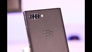 مراجعة هاتف BlackBerry Key 2