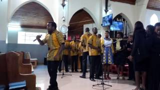 Baraka zako ziwe na mimi(Eldoret Ack St. Matthews Cathedral