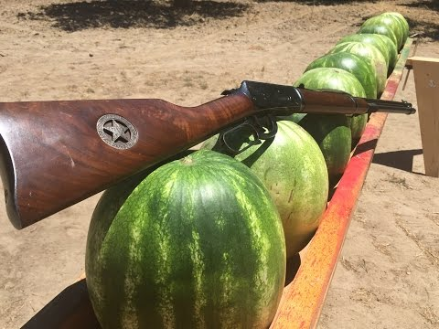 30-30 WINCHESTER MODEL 94 VS WATERMELON
