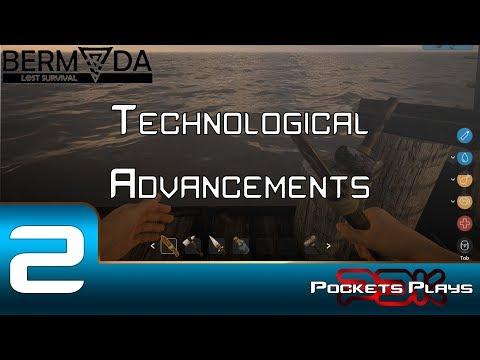 Bermuda: Lost Survival - Technological Advancements