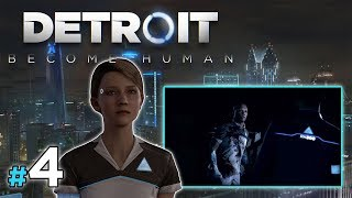 "DETROIT: Become Human [PS4] #4 - ""Morderstwo"""