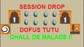 DROP DOFUS TURQUOISE, DES CHALLS DE MALADES MENTAUX !! [Dofus 1.29]