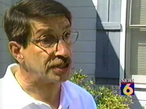 Paul B. Ferrara mid-ninties appearance on WTVR