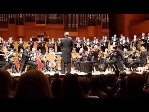 Balthasar Neumann Ensemble And Choir, Megaron Athens Concert Hall