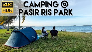 Camping At Pasir Ris Park 2021 / Phase 3 /Pasir Ris Park Area 1