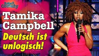 Tamika Campbell – Die Deutsche Sprache ist unlogisch
