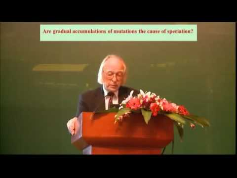 Oxford University Atheist Evolutionary Biologist VS Darwinism! - Professor Denis Noble