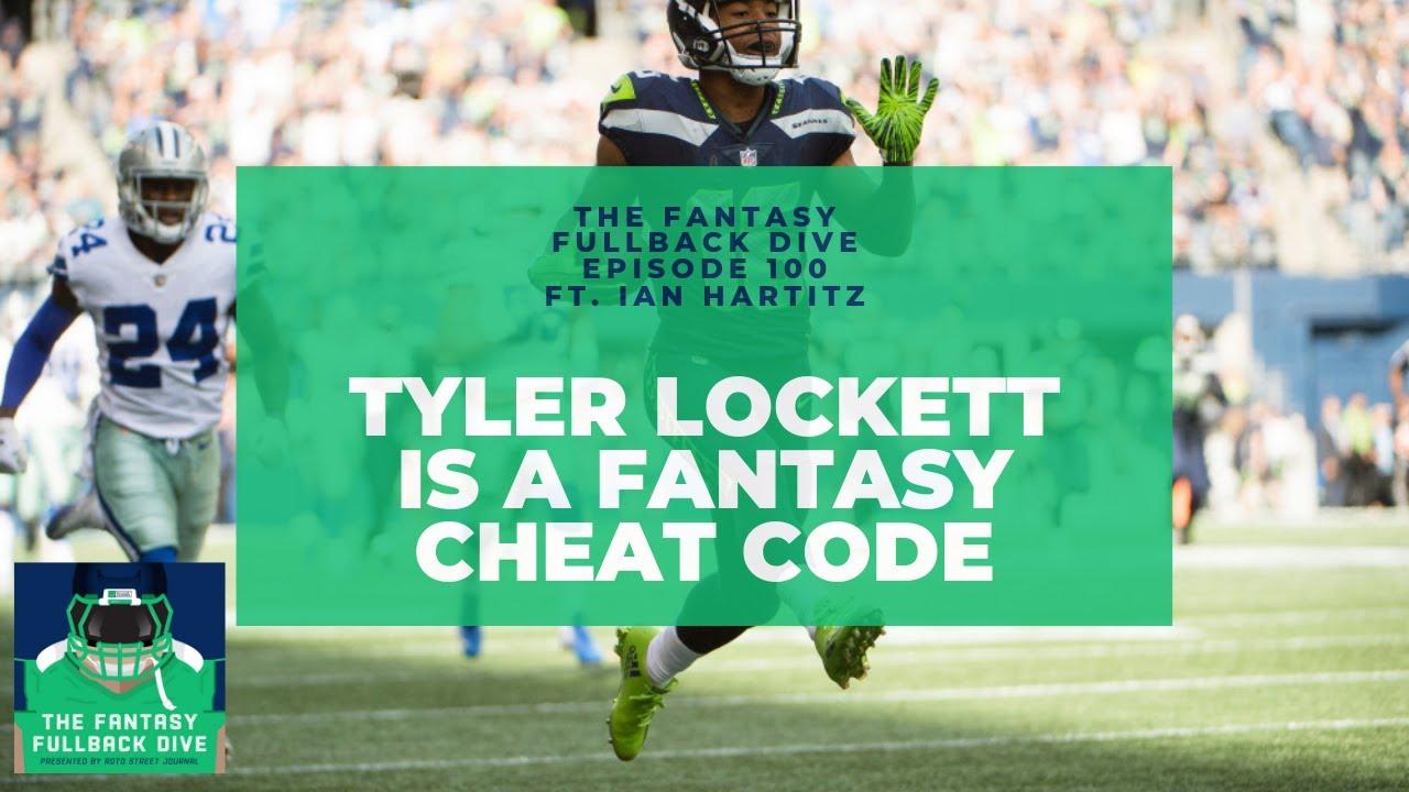 best sneakers 7cc42 07398 Tyler Lockett is a Fantasy Cheat Code | 2019 Fantasy Football